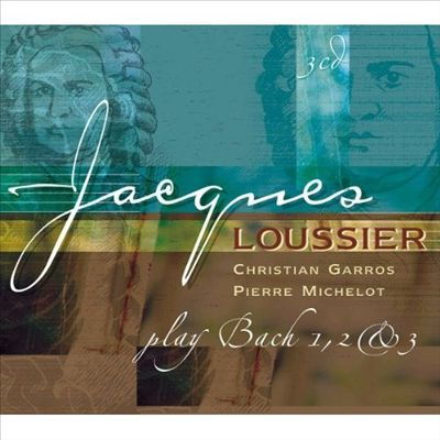 Jacques Loussier Play Bach 1, 2, 3