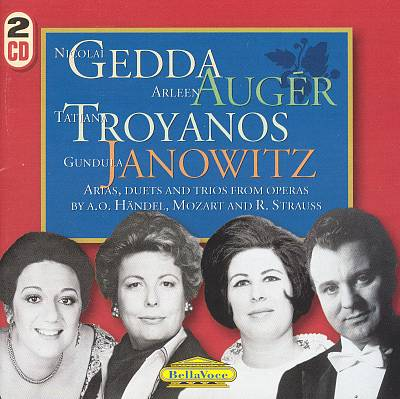 Arias, Duets and Trios
