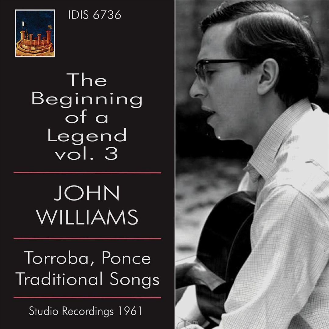 John Willams: The Beginning of a Legend, Vol. 3