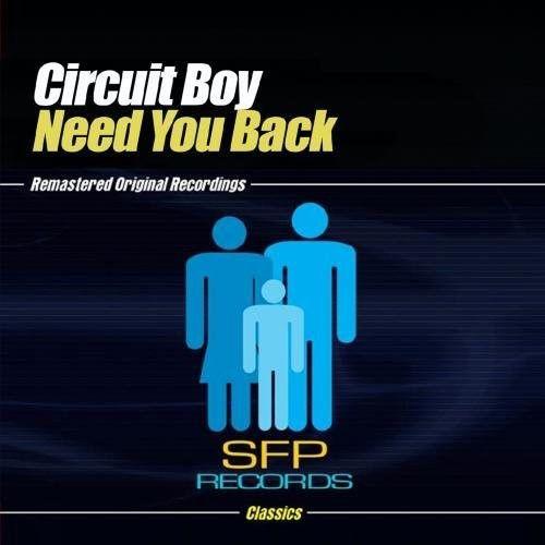 Need You Back