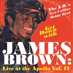 Get Down With James Brown [Live at the Apollo, Vol. 4]