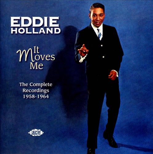 It Moves Me: The Complete Recordings 1958-1964