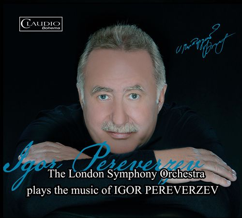 London Symphony Orchestra plays the music of Igor Pereverzev