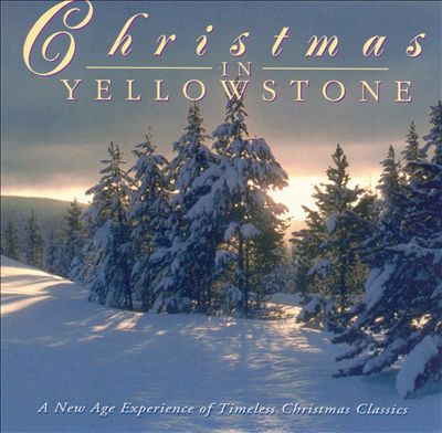 Christmas in Yellowstone