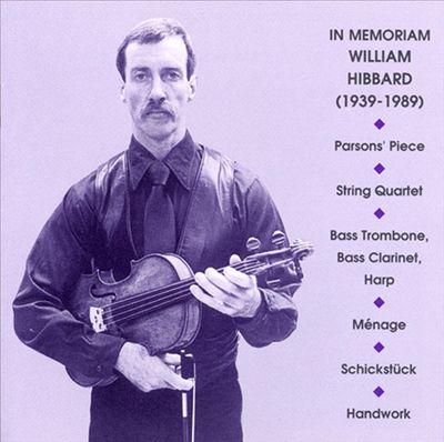 In Memoriam: William Hibbard