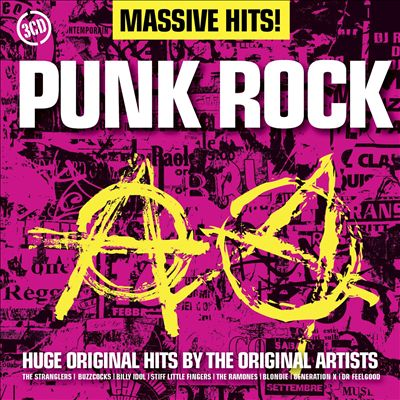 Massive Hits! Punk Rock