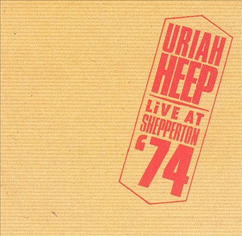 Live at Shepperton '74