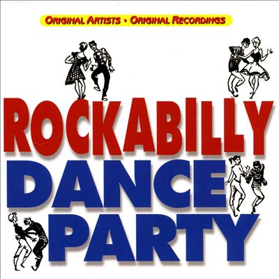 Rockabilly Dance Party [Ideal]