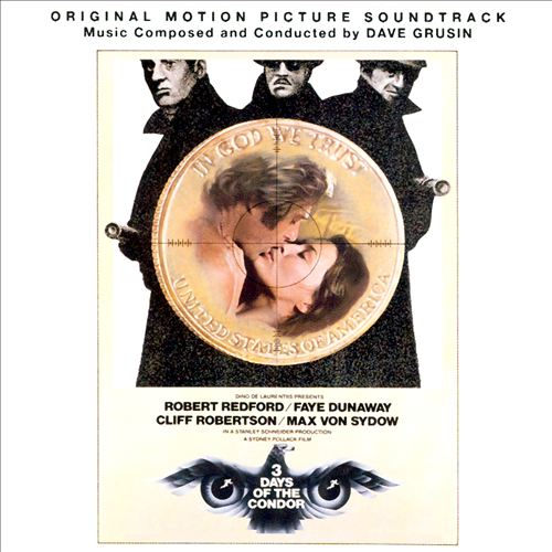 3 Days of the Condor [Original Motion Picture Soundtrack]