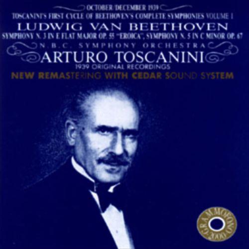 Beethoven: Symphonies Nos. 5 & 3