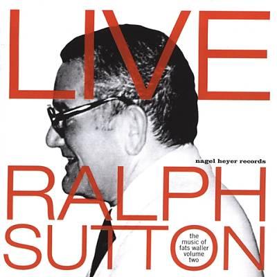 Ralph Sutton Live in Hamburg on October 9, 1999