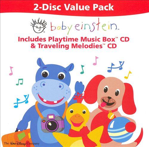 Baby Einstein: Playtime Music Box/Traveling Melodies