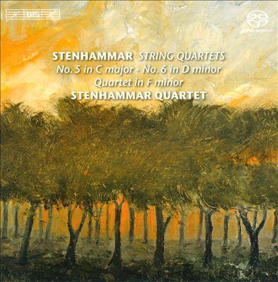 Stenhammar: String Quartets, Vol. 2