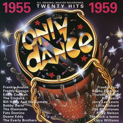 Only Dance 1955-1959