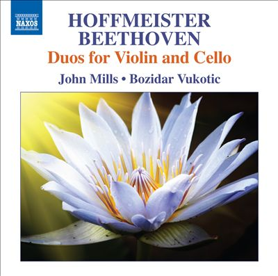 Hoffmeister, Beethoven: Duos for Violin and Cello