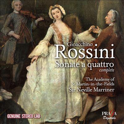 Rossini: Sonate a Quattro (complete)
