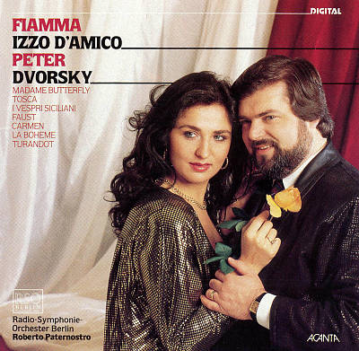 Fiamma Izzo D'Amico & Peter Dvorsky
