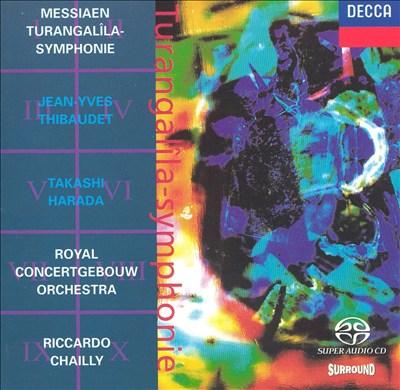 Olivier Messiaen: Turangalîla-Symphonie