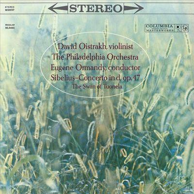 Sibelius: Violin Concerto in d, Op. 47; The Swan of Tuonela