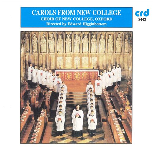 Carols from New College