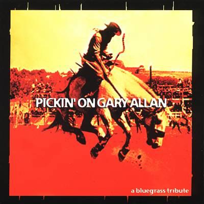Pickin' on Gary Allan: A Bluegrass Tribute
