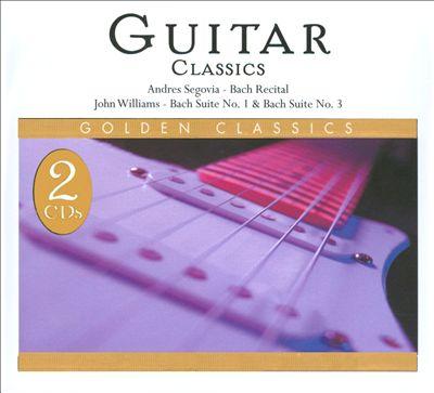 Golden Classics: Guitar Classics