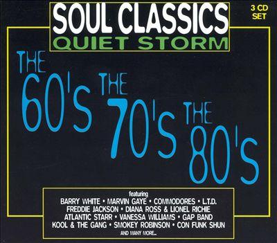Soul Classics Quiet Storm [Box]
