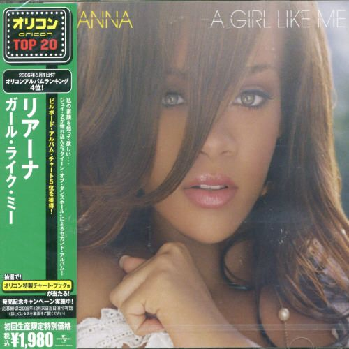 A Girl Like Me [Japan Bonus Tracks]