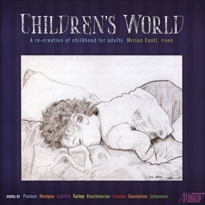 Children's World: A Re-Creation of Childhood for Adults