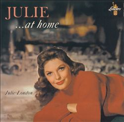 Julie...at Home