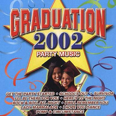 DJ's Choice: Graduation 2002 Party Music