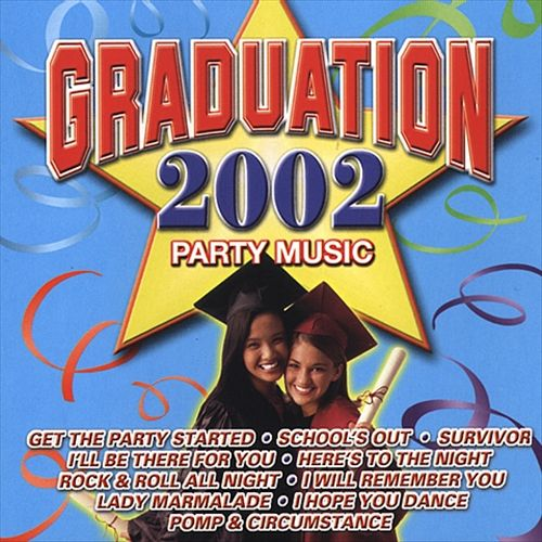 DJ's Choice: Graduation 2002 Party Music