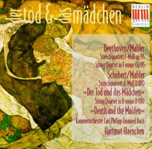 Schubert/Beethoven: Streichquartette