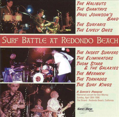 Surf Battle at Redondo Beach