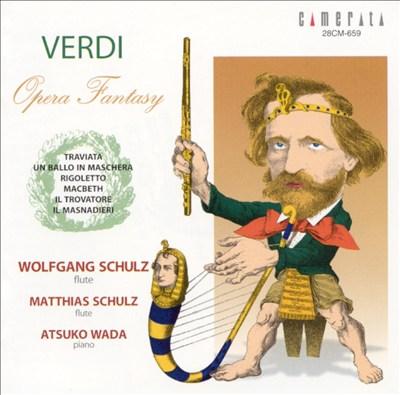 Verdi Opera Fantasy