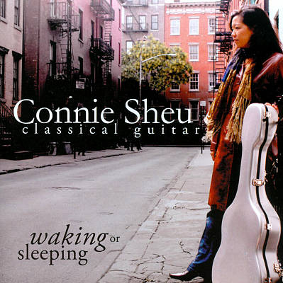 Connie Sheu: Waking or Sleeping