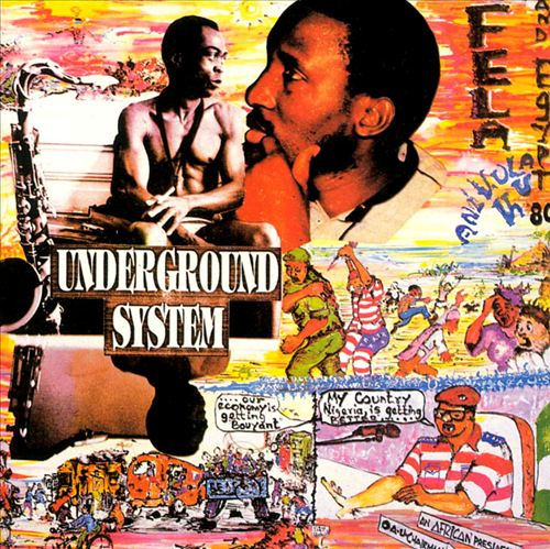 Underground System/Just Like That