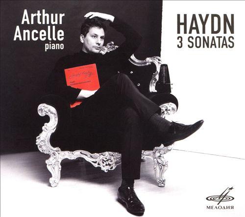 Haydn: 3 Sonatas