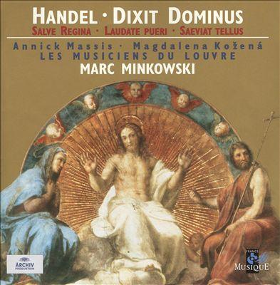 Handel: Dixit Dominus in G minor