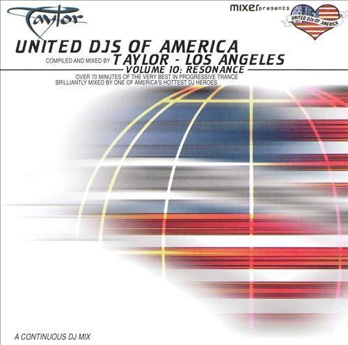 United DJs of America, Vol. 10: Los Angeles