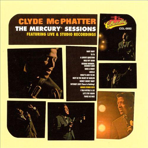 The Mercury Sessions: Featuring Live & Studio Recordings