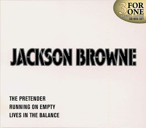 The Pretender/Running on Empty/Lives in The Balance [Box]
