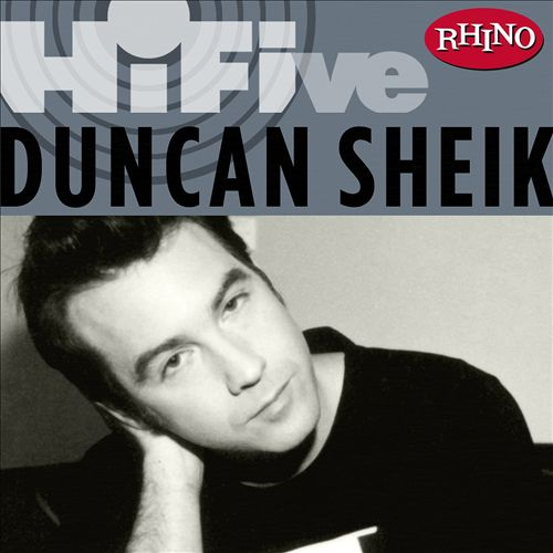 Rhino Hi-Five: Duncan Sheik