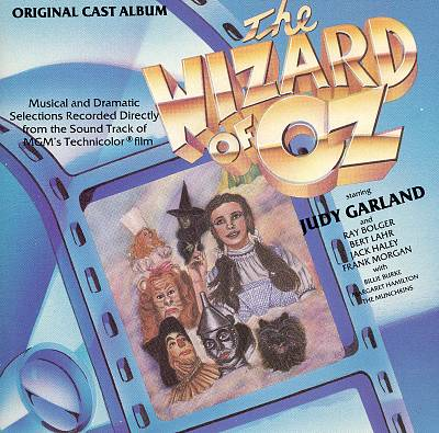 The Wizard of Oz [Original Soundtrack] [CBS Expanded]