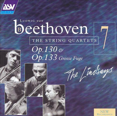 Beethoven: The String Quartets, Vol. 7