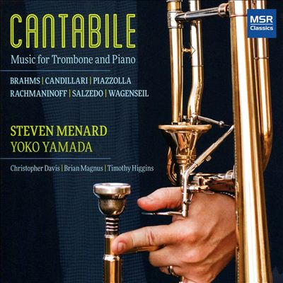 Cantabile: Music for Trombone and Piano