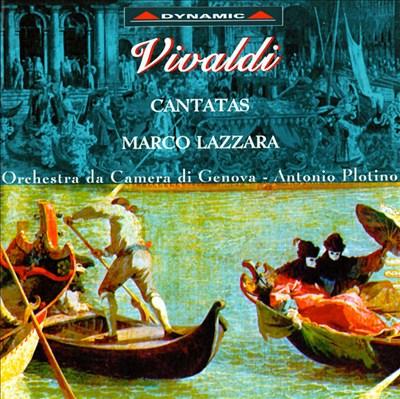 Vivaldi: Cantatas