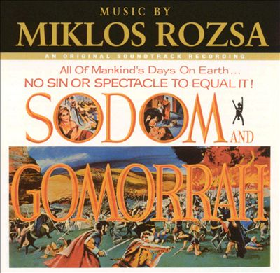 Sodom and Gomorrah [Original Motion Picture Soundtrack]