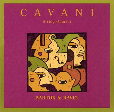 Bartok & Ravel