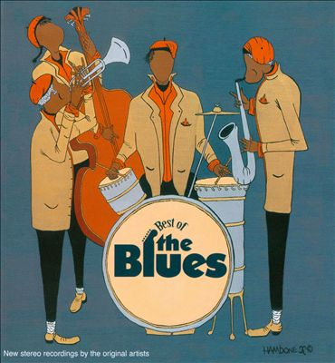 Best of the Blues [Madacy 2008]